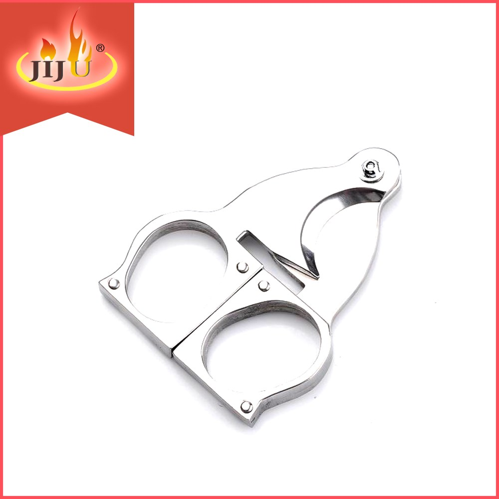JL-003K Yiwu Jiju Attractive Cigar Accessories Custom Cohiba Cigar Cutter