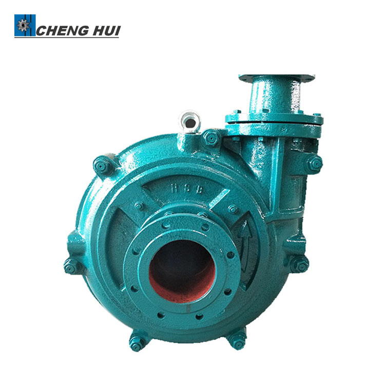 horizontal mud suction mining water centrifugal slurry pump