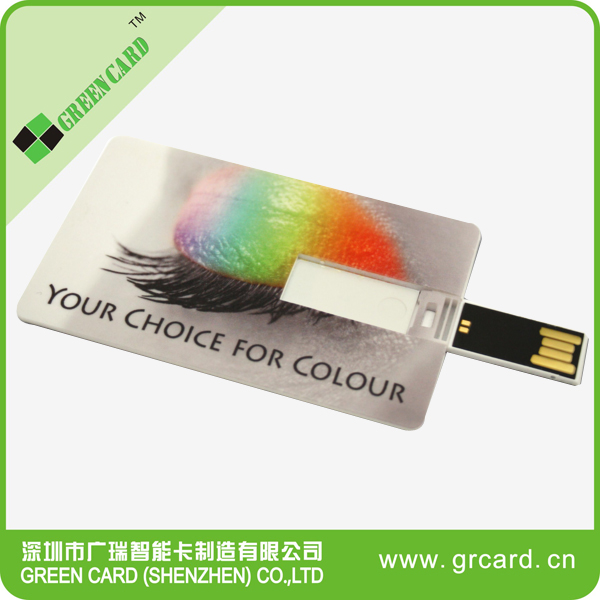 Slim USB Creadit Card