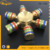 Adult Casual Decompressive Toys Dirt Resistant Colorful Metal Brass Finger Spinner