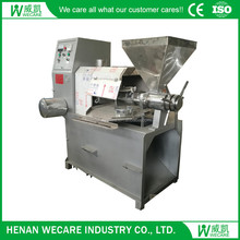 soybean and oil palm used screw cold oil press machine