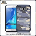 Top quality popular style camouflage case for samsung j7 prime