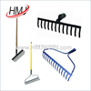 plastic handle material golf rakes