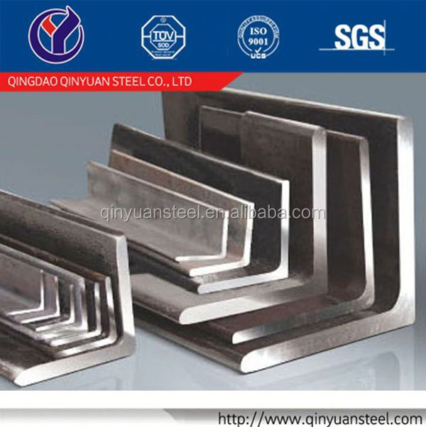 steel angle bar/ galvanized iron/equal/unqual / 60 degree angle steel