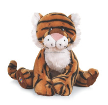 The Forest's King Plush Tiger Stuffed Toy