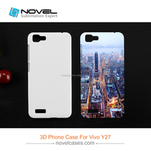 China 3D Sublimation Diy Mobile Phone Cover Case For Vivo Y27