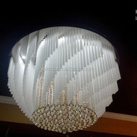 Buy modern flush mount ceiling light fixture dimmable led surface ...
