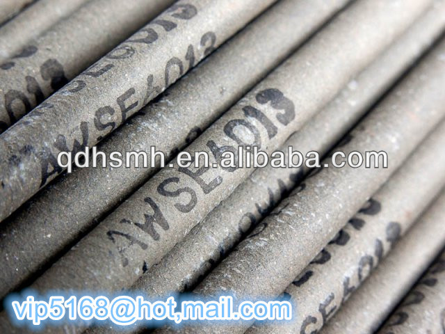 inconel welding rod/2.6mm diameter E6013/rutile