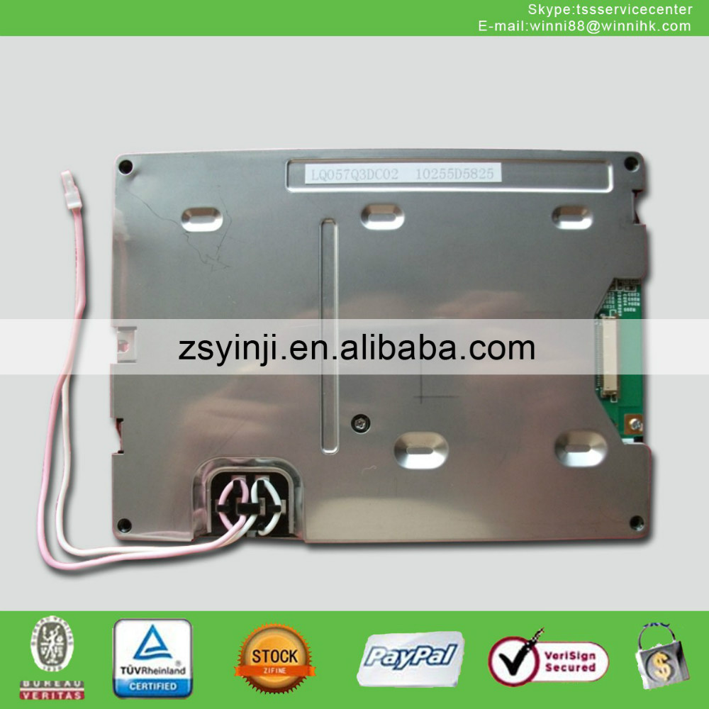 5.7'' 320*240 a-si TFT lcd panel display LQ057Q3DC02