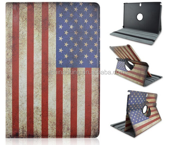 360 rotating case cover for Samsung GALAXY Note Pro 12.1