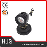 10W waterproof led headlight 12v led daytime running light round projectlamp for auto parts