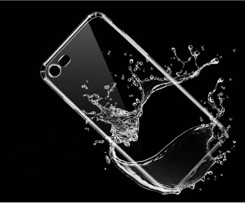 Factory Price TPU Protective Back Phone Case for iPhone 7 Case Transparent phone accessories case 2016