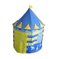 Promotional Outdoor Portable Castle Kids Play Tent