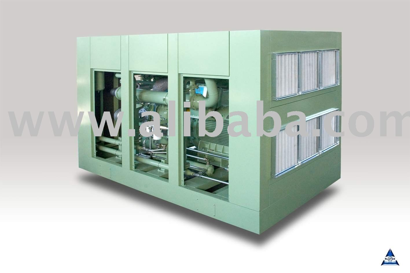 OIL FREE SCREW COMPRESSORS API 619 FOR OIL&GAS APPLICATION