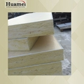 acoustic rock wool ceiling boards hotel wall panel