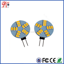 Shenzhen manufacturer DC12v-24v g4 5630 5730 15smd for vehicle and home pcb series g4 5730