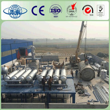 Used Tyre Recycling Fuel Machinery making best fuel oil
