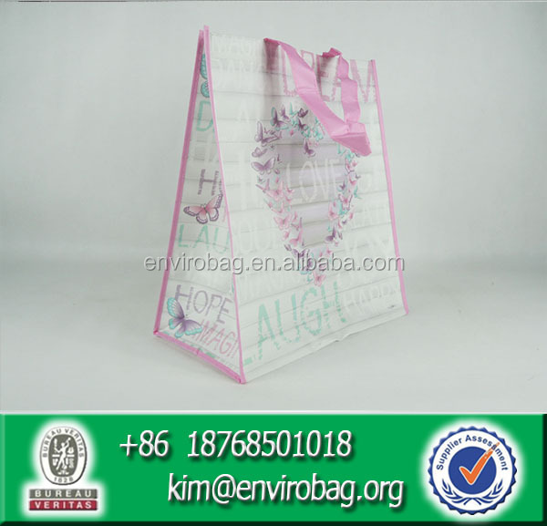 Cheap high quality non woven gift bag