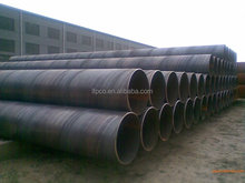 api 5l x60 API 5L Spiral steel pipe with steel pipe pile