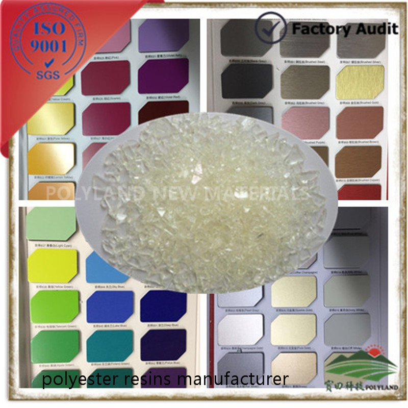 High Quality Spray Powder Coating Saturated Clear Solid Polyester Casting Resin Price For Sale