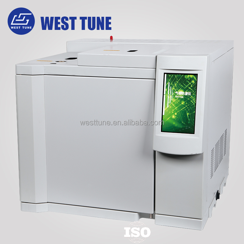 GC112A touch LCD screen Gas Chromatograph price