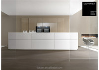 ready made high gloss lacquer kitchen cabinet furniture China