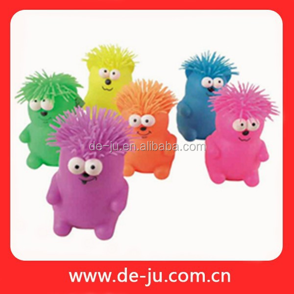 Beautiful Animal Rubber Toy Wholesale Plastic Candy Toys