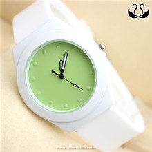 Hot selling popular fashion new style good price silicone watch 2015