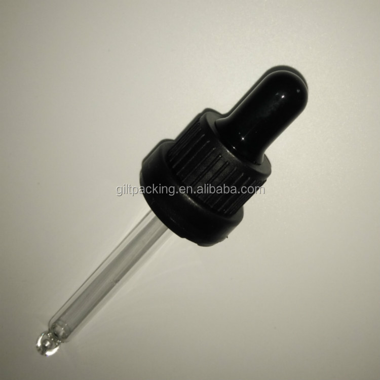 Euro bottle dropper cap Euro bottle dropper plastic cap