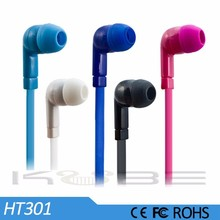 Shenzhen wholesale cheap colorful earphones for phone laptop computer
