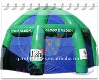 2016 newest design inflatable car tent
