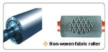 Non-woven fabric roller for calendaring & embossing