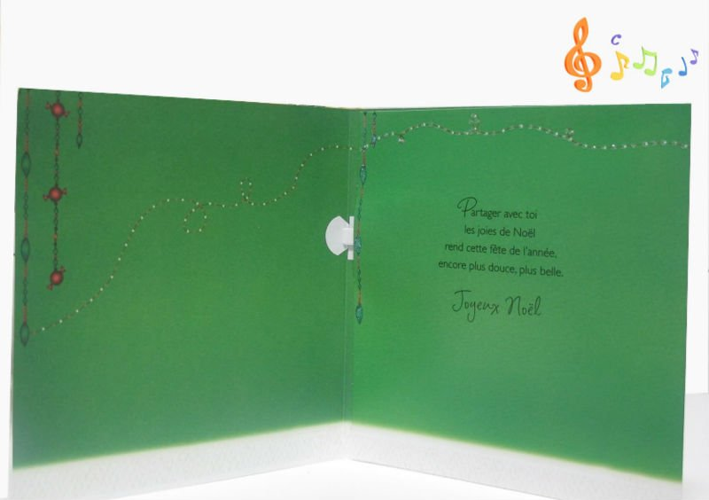 Funny custom music happy birthday card with mp3 song