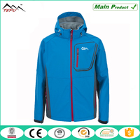 OEM Mens Reflective Fleece Lined Softshell