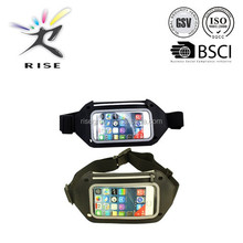 New Design Tactical Waist bag for sports Touch Screen