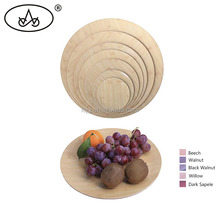 2018 Alibaba best supply cheap bamboo buffet serving trays small