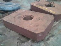 forging parts/Ring /Shaft/ Piston/ Cylinder /Flange forging