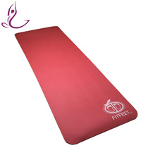 Sports Yoga Mat Cover Custom LOGO Nbr Gym Rubber Mat