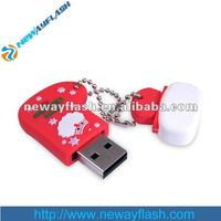 novelty design,good price festival gifts usb flash drives