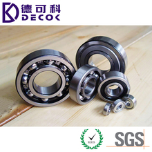low noise 12*28*8 6001 ball bearing deep groove