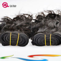 Sensational Exquisite Workmanship Wholesale 100% Natural Human gray hair weave