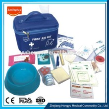 CE FDA Approved Pet Emergency Medical Bag Dog First Aid Kit