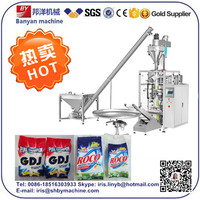 1kg, 2kg, 5kg Washing Powder/ Detergent/ Fertilizer Pods Automatic Packing Machine