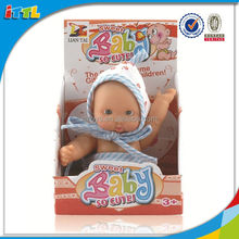 2015 New product vinyl 5 inch baby doll