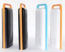 Pro factory direct portable 13000mah high quality li-ion battery cellphone charger slim power bank with optional colors