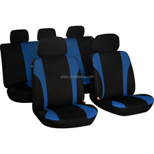 New style best sell cheap advertising flags car seat cover