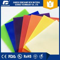 Heat resistant plastic acrylic sheet acrylic laser cutting display board with good price