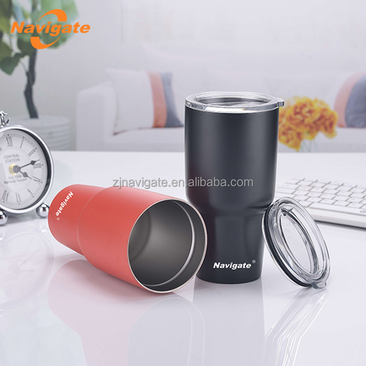 Beautiful Colorful Insulated Thermos Stainless Steel Tumbler,Wine Tumbler
