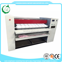 Compact design flatwork ironer ironing machine for laundry shop