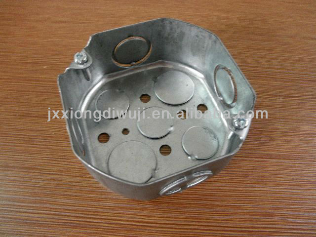 Electrical Galvanized Steel Outlet Boxes/KOS Box